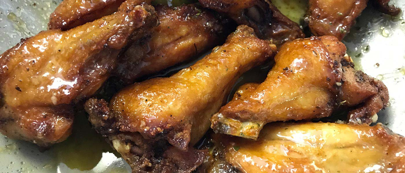 Hot Chicken Wings Made to Order